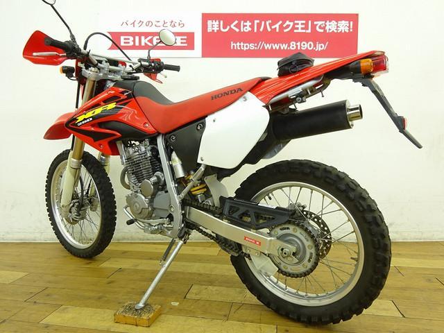 XR250 XR250 倒立フォーク ナックルガード付き 全国のバイク王から在庫の取り寄せが可能です…