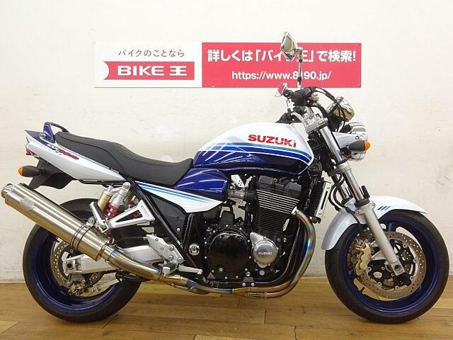 GSX1400 GSX1400 スペシャルエディション ☆★ワイバン製フルエキ… 1枚目:GSX14…