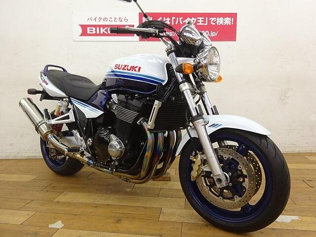 GSX1400 GSX1400 スペシャルエディション ☆★ワイバン製フルエキ… 2枚目:GSX14…