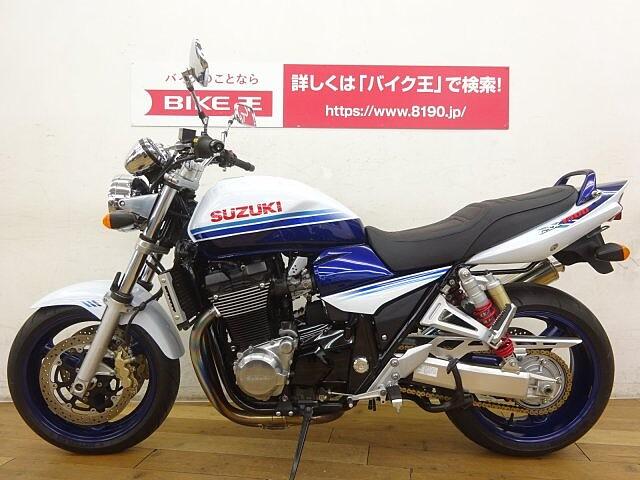 GSX1400 GSX1400 スペシャルエディション ☆★ワイバン製フルエキ… 3枚目:GSX14…