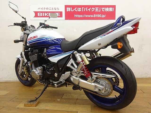 GSX1400 GSX1400 スペシャルエディション ☆★ワイバン製フルエキ… 4枚目:GSX14…