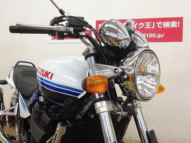 GSX1400 GSX1400 スペシャルエディション ☆★ワイバン製フルエキ… 5枚目:GSX14…