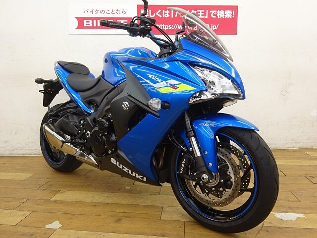 GSX-S1000F GSX-S1000F ワンオーナー ☆★ハンドルカスタム!高年… 2枚目:GS…
