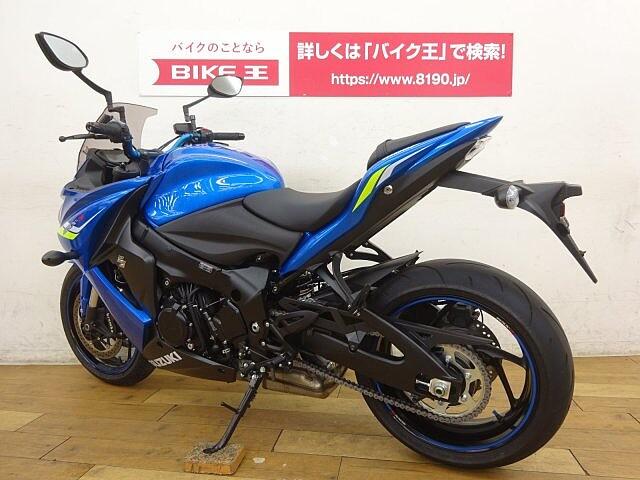 GSX-S1000F GSX-S1000F ワンオーナー ☆★ハンドルカスタム!高年… 4枚目:GS…