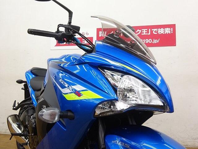 GSX-S1000F GSX-S1000F ワンオーナー ☆★ハンドルカスタム!高年… 5枚目:GS…