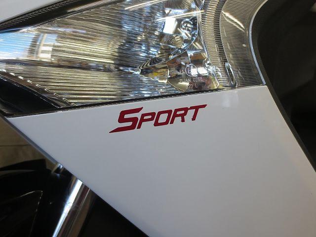 JOYMAX125i SPORT デザイン性と機能性を追求した新世代モデル!