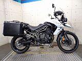 TIGER800XCA/トライアンフ 800cc 神奈川県 リバースオート相模原