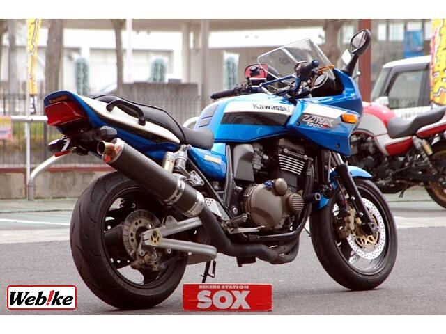 ZRX1200S 2枚目