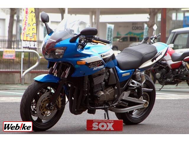 ZRX1200S 4枚目