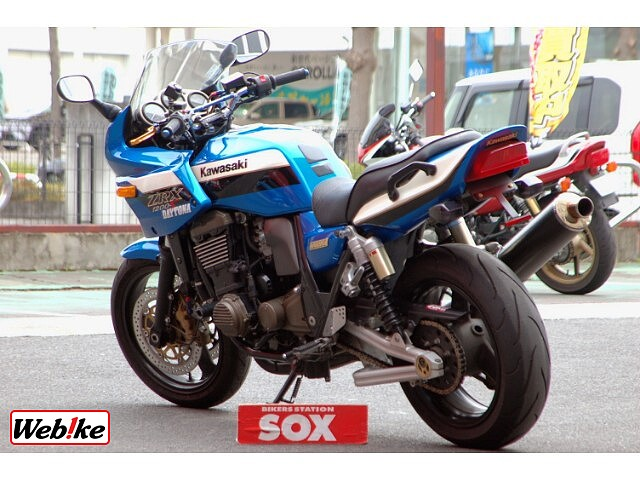 ZRX1200S 5枚目