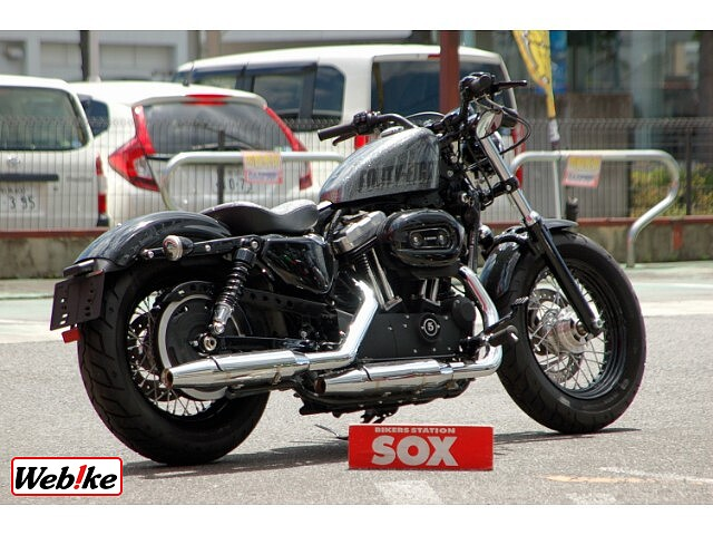 XL1200XS SPORTSTER FortyEight Special フォーティエイト 2枚目…
