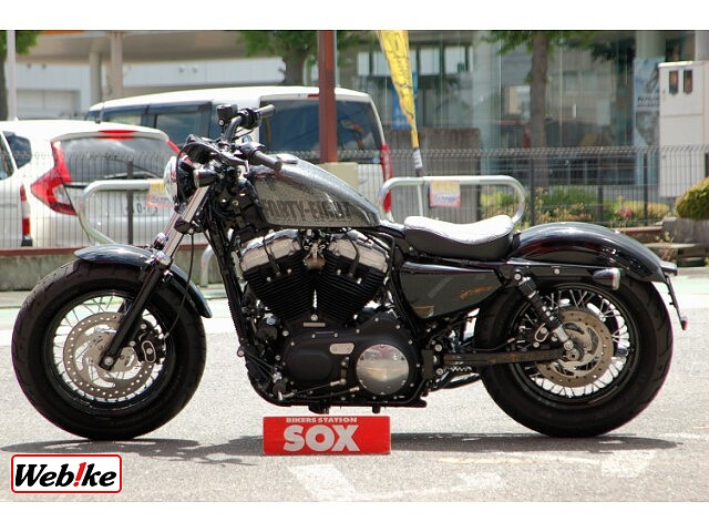 XL1200XS SPORTSTER FortyEight Special フォーティエイト 3枚目…
