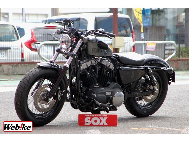 XL1200XS SPORTSTER FortyEight Special フォーティエイト 4枚目…