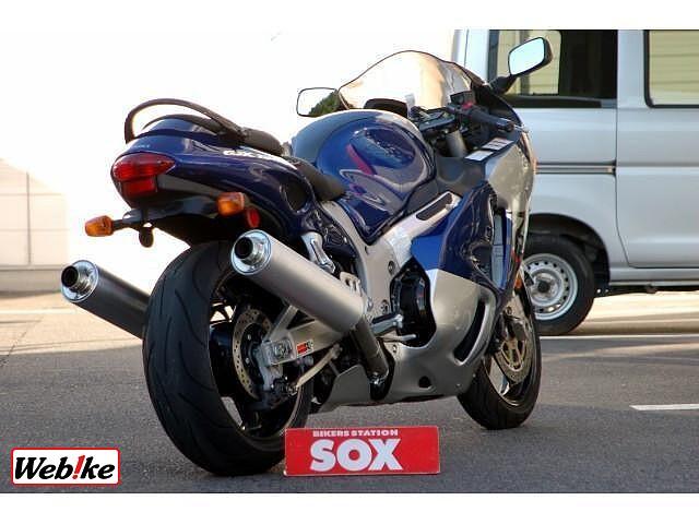 GSX1300R ハヤブサ(隼) ナビ キャリア スクリーンカスタム 2枚目ナビ キャリア スクリー…