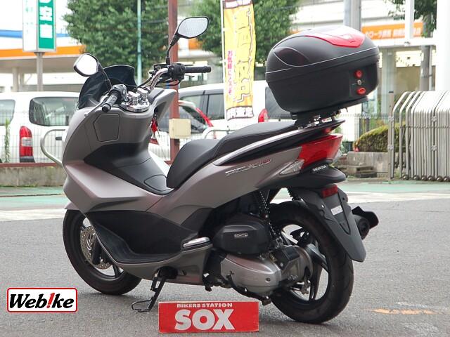 PCX150 5枚目
