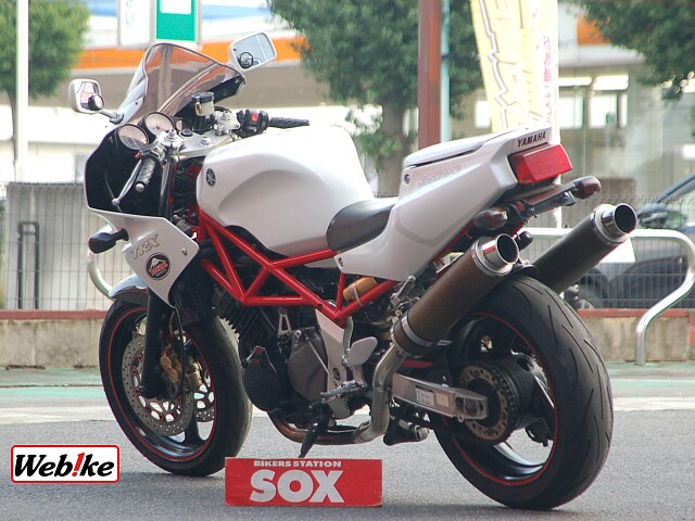 TRX850 5枚目