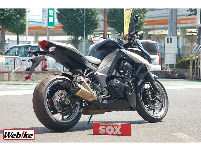 Z1000 (水冷) 2枚目