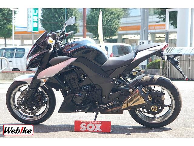 Z1000 (水冷) 3枚目