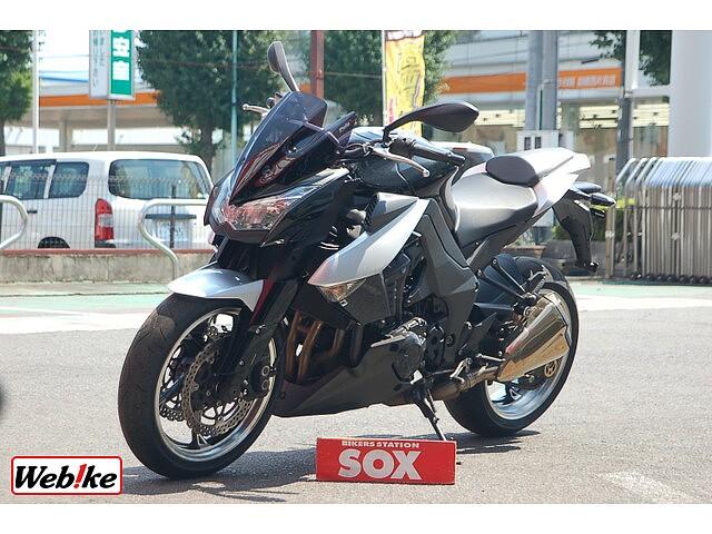 Z1000 (水冷) 4枚目