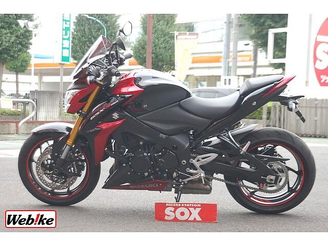GSX-S1000 3枚目