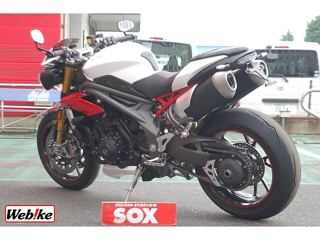 SPEED TRIPLE RS 5枚目RS