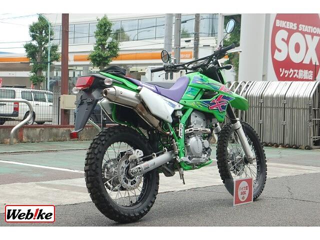 KLX250 2枚目: