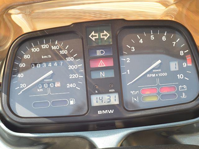 K75S BMW K75S 奇跡の低走行車両