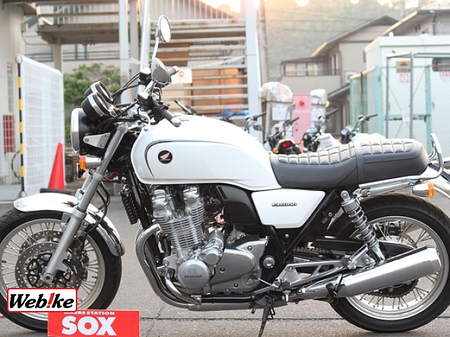 CB1100 EX E-Package 3枚目E-Package