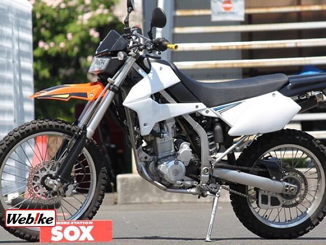 KLX250 4枚目