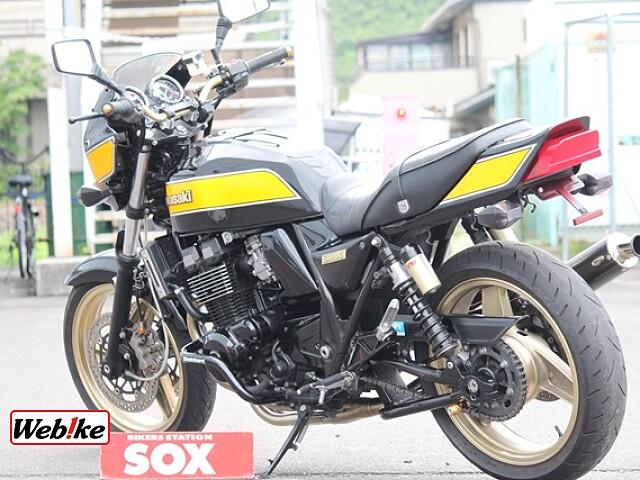 ZRX400 5枚目