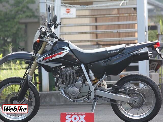 XR250モタード 3枚目