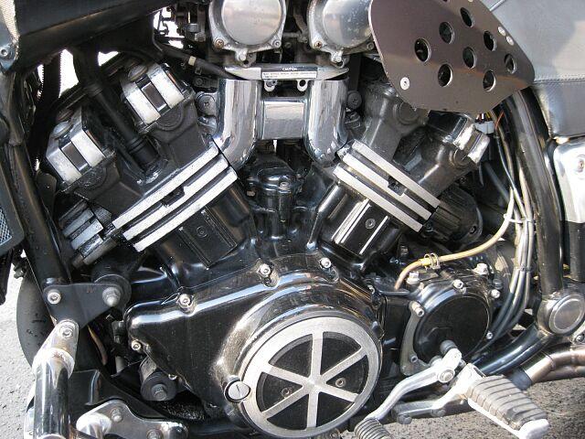 V-MAX 1200 Vブースト! 車検2021年5月