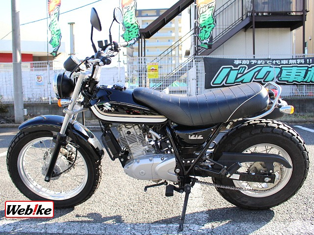 RV200 バンバン 3枚目