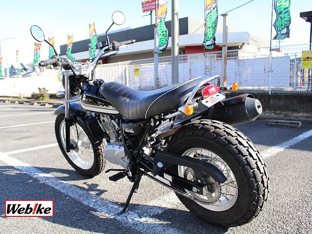 RV200 バンバン 5枚目