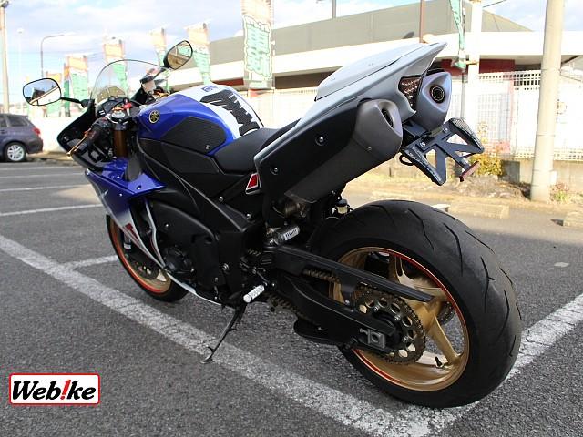 YZF-R1 5枚目