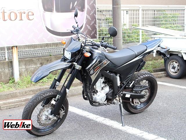 WR250X ZETAナックルガード装備 4枚目ZETAナックルガード装備