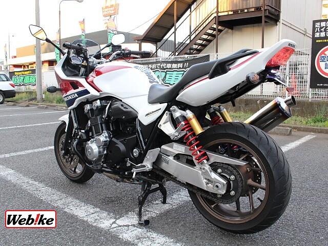 CB1300スーパーボルドール -ワイバーンマフラー 5枚目-ワイバーンマフラー