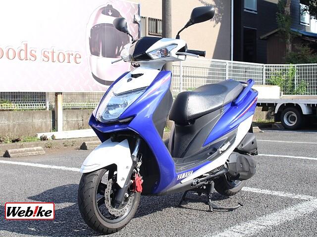 シグナスX SR 4枚目