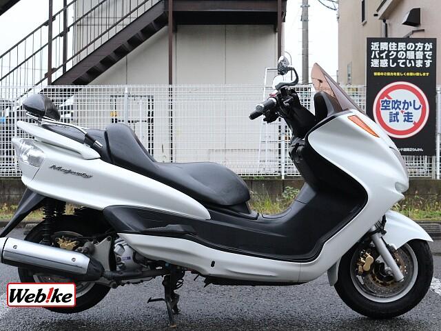 マジェスティ250(4HC) 1枚目