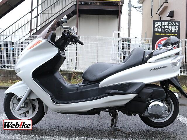 マジェスティ250(4HC) 3枚目