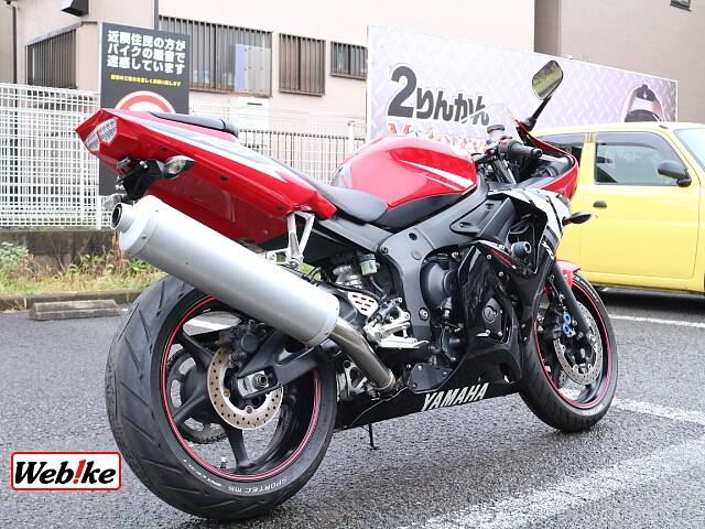 YZF-R6 2枚目