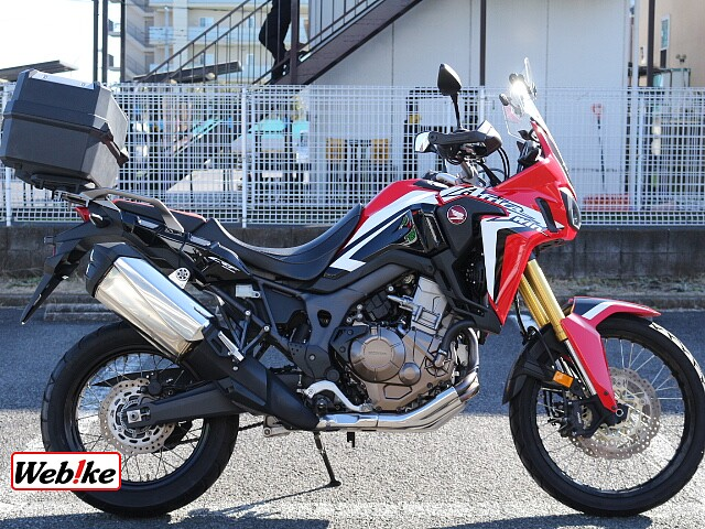 CRF1000L アフリカツイン ABS 1枚目:ABS