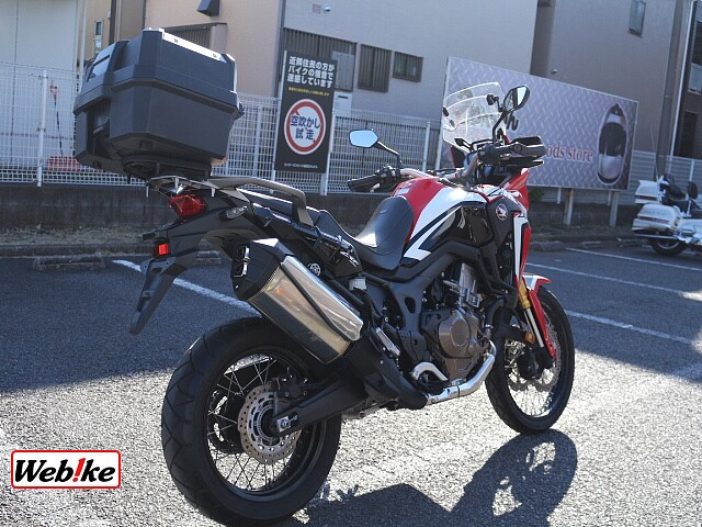 CRF1000L アフリカツイン ABS 2枚目:ABS