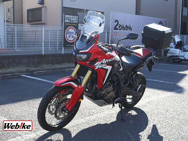 CRF1000L アフリカツイン ABS 4枚目:ABS