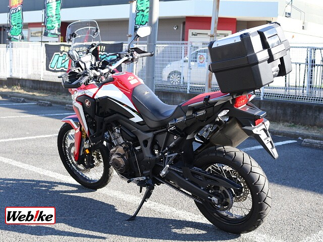 CRF1000L アフリカツイン ABS 5枚目:ABS