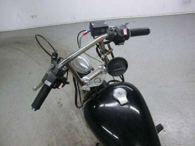 ビラーゴ250(XV250) トリプル&ロングフォーク