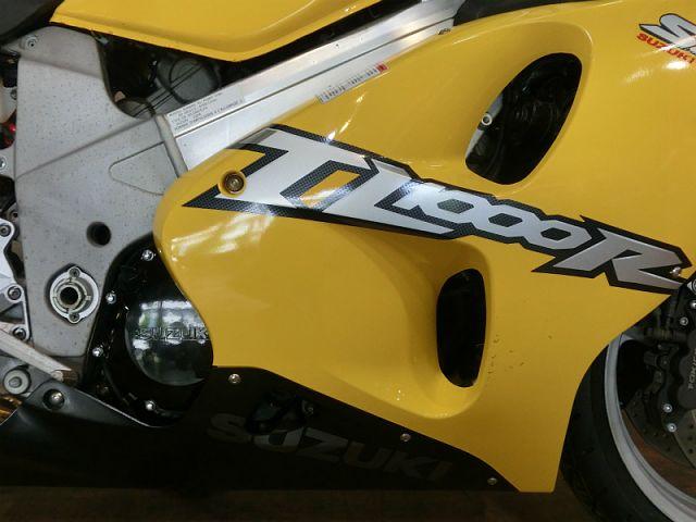 TL1000R 前後タイヤ新品!希少なTL1000R逆車!必見ですよ!
