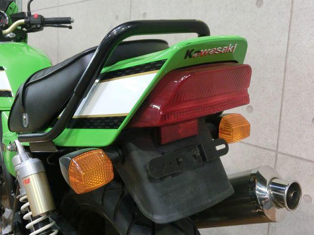 ZRX400 人気のライム!スタイル・走りと満足できる1台!おススメです!