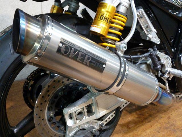 XJR1300 カスタム多数のインジェクションモデル!前後タイヤも新品です!