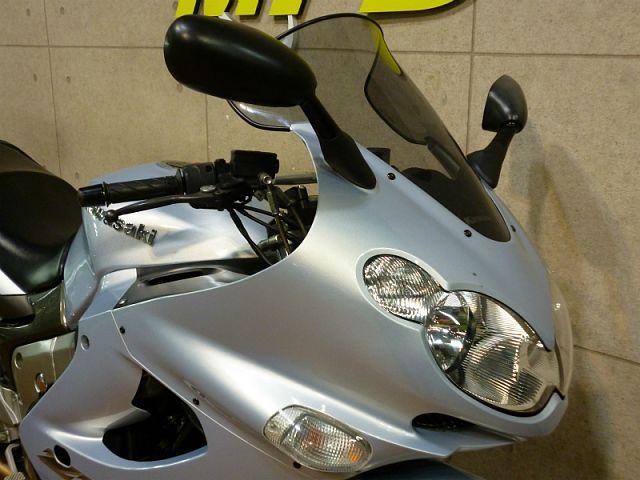 ZZR1200 ノジマフルエキマフラー装着済み!安定感抜群のスポーツツアラー!